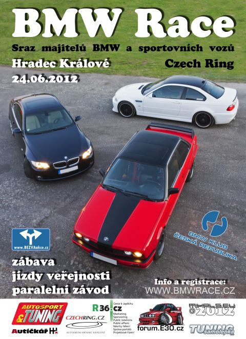 BMW sraz
