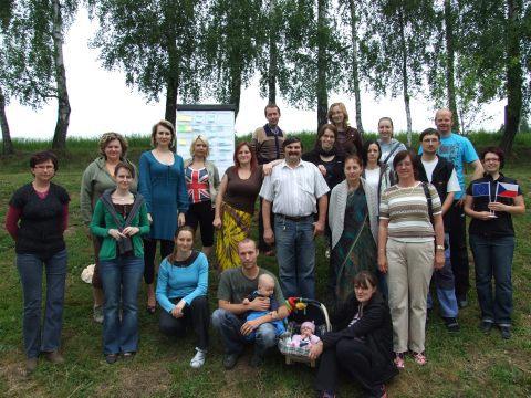 Účastníci vzdělávání