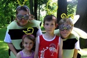 Den dětí s dobrovolníky aneb cesta bezpečně do cíle