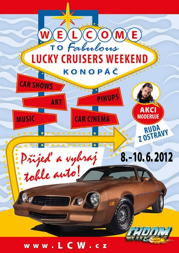 Lucky Cruisers Weekend