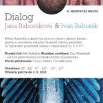 42. Nasavrcká paleta – Dialog