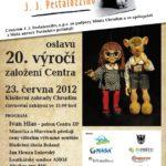 20. výročí založení Centra J.J.Pestalozziho