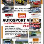 Autosport víkend na Czechringu