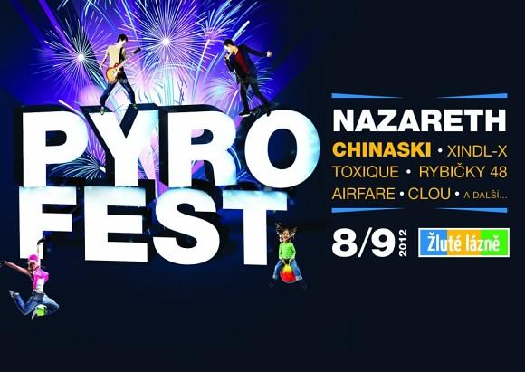 Pyrofest 2012