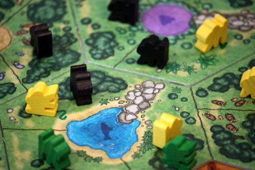Pravěk - strategická hra o lovcích mamutů