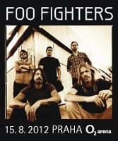 Foo Fighters rozduní O2 Arenu