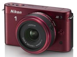 Nikon 1 J2 s objektivem 1 Nikkor 11-27,5 mm F3,5-5,6