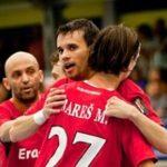 ERA-PACK vstoupil do UEFA Futsal Cupu vítězně