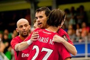 ERA-PACK vstoupil do UEFA Futsal Cupu vítězně, foto: Ivana Hošková