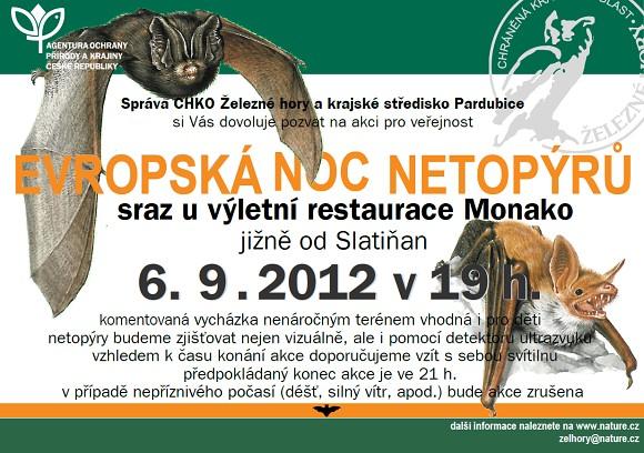 Evropská noc netopýrů
