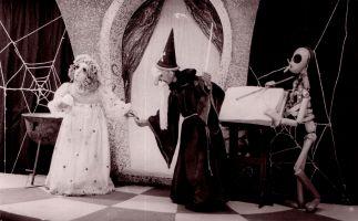 Fotografie z představení Začarovaný les, Z. Schmoranz
