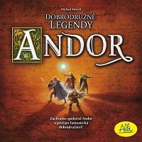 Novinka od ALBI - desková hra ANDOR