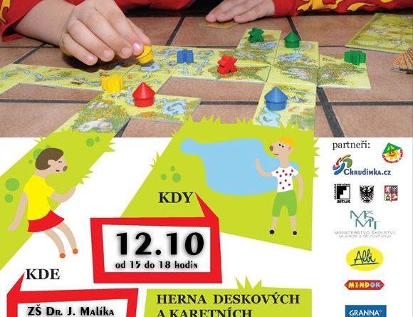 Herna - 12. října 2012