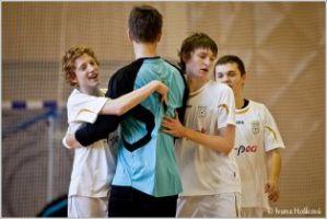 Nábor mládeže do ERA-PACKu U-16; foto: Ivana Hošková