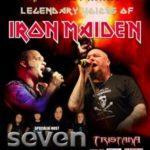 Legendary voices of IRON MAIDEN – magické spojení, dva hlasy, dvě legendy