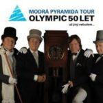 Modrá pyramida tour Olympic 50 let