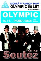 Soutěž o vstupenky na Olympic v Pardubicích