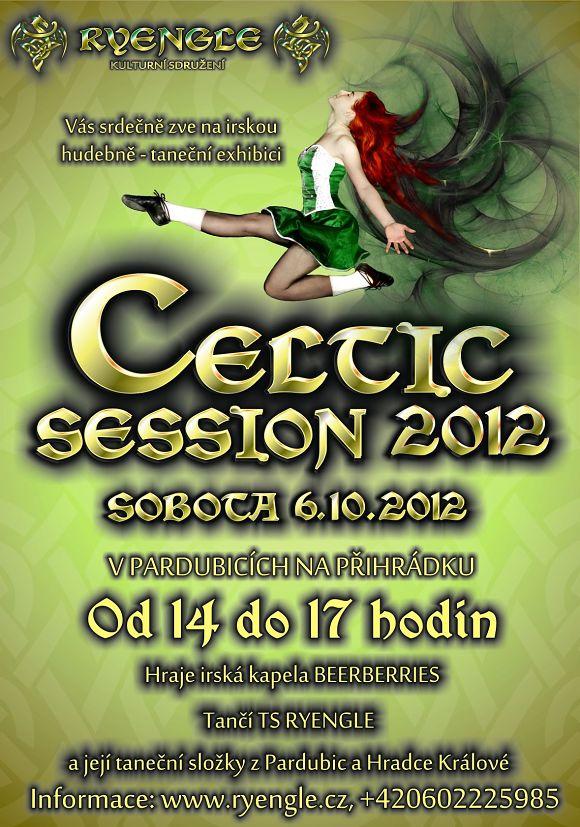 Celtic Session 2012