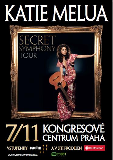Katie Melua zavítá do Prahy