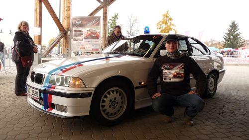 Nábor na BMW race