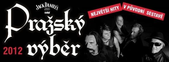 Turné Pražský výběr 2012