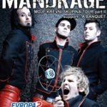 Mandrage – Moje krevní skupina tour part II ve Žluťáku