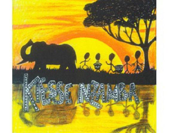 Skupina Kiesse Nzamba pokřtí své první CD
