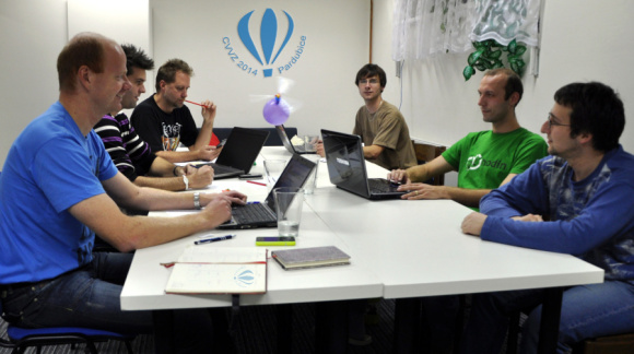 CVVZ 2014  - realizační team