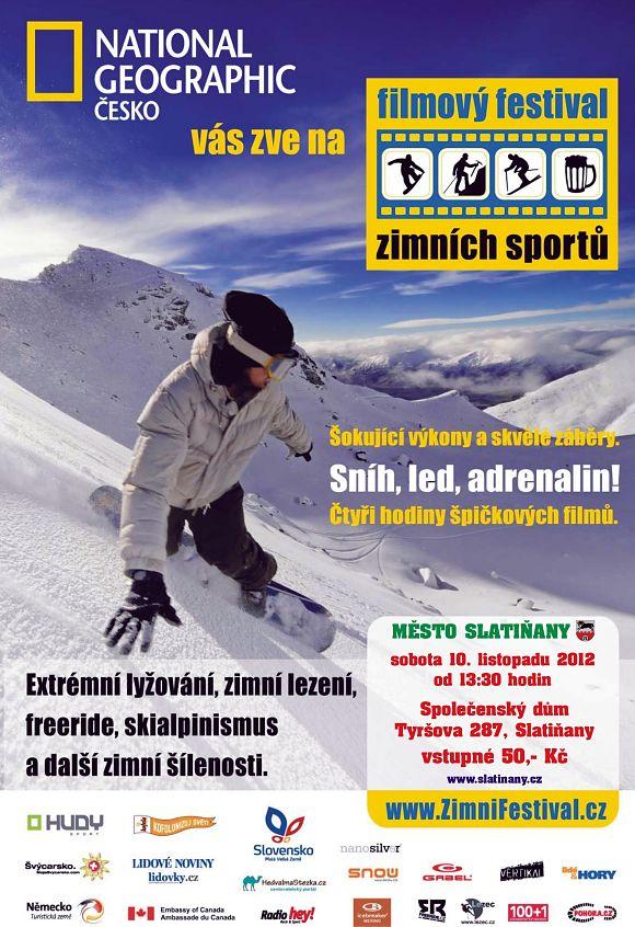 Filmový festival zimních sportů 2012