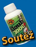 Soutěž o výživu pro vaše klouby - KLOUB 3000+