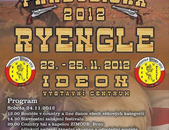 Pardubická Ryengle 2012 - Country