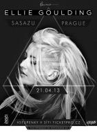 Ellie Goulding se chystá poprvé do Prahy