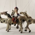 Kašpárci v Muzeu loutkářských kultur