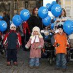 Vypouštění balónků – pokus o rekord