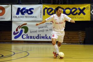 Soutěž o lístky na futsal ČR vs. Itálie v Chrudimi