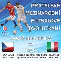 Futsalová nadílka - v lednu proti Itálii