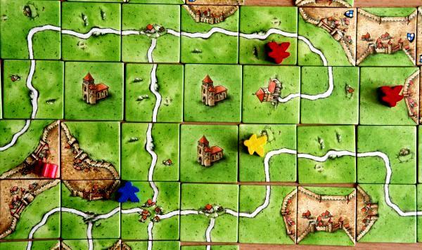 3. ročník Carcassonne Tour se právě rozjíždí, foto: Dušan Vít