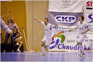 FK ERA-PACK Chrudim x SK Indoss Plzeň