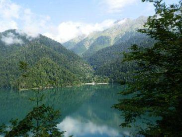 Cesta na jihovýchod: Abcházie, Gruzie a Turecko