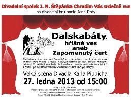 Divadelní představení Dalskabáty