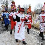 Tradiční masopust na Veselém kopci u Hlinska