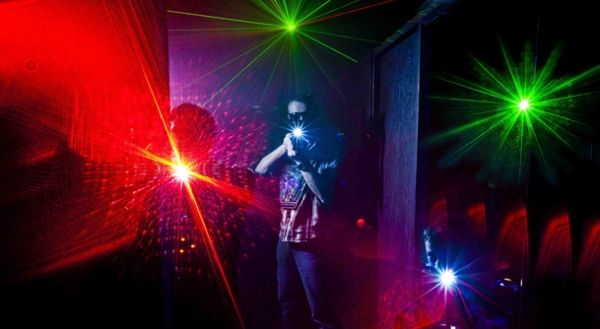 Soutěž o vstupenky na Laser Game do Pardubic