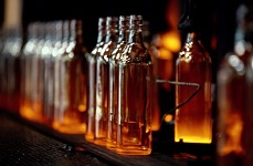 vyrobené lahve