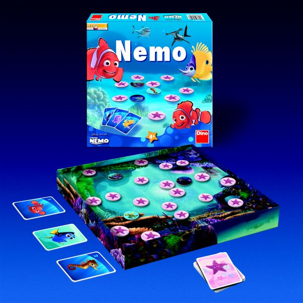 Nemo - herní novinka od Dino Toys