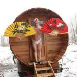 Pohár za saunové ceremoniály putuje do Nizozemska. Vicemistrem na SaunaFestu se stal náš Jarda Palla
