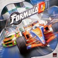 Desková hra Formule D kompletně v češtině