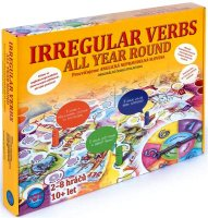 Angličtina hrou - Irregular verbs - All year round