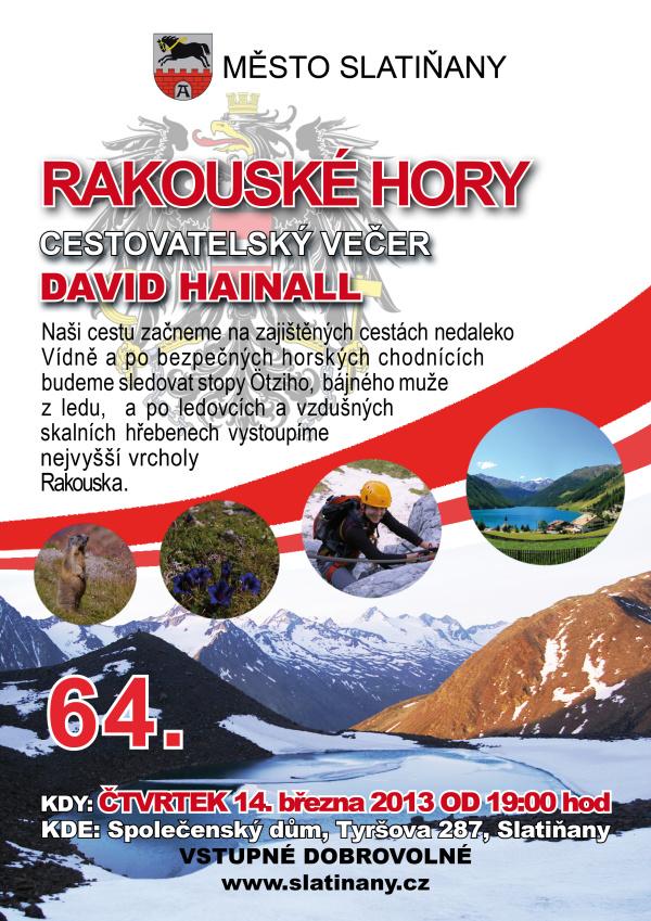 Rakouské hory_plakát