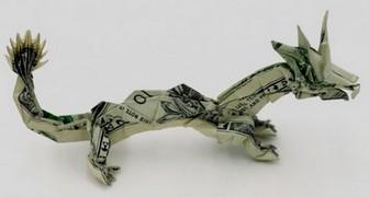 Drak z dolaru