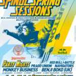 Burton Špindl spring sessions 2013